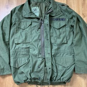 air force Jackets & Coats - Authentic Air force Issued Utility Jacket